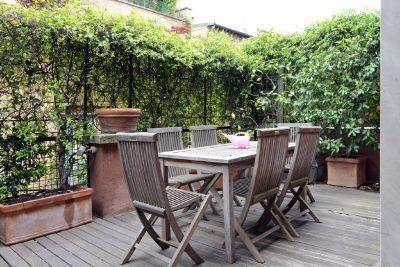 Esclusivo appartamento con terrazzo san babila for Nuove case con suite suocera